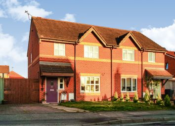 Thumbnail 3 bed semi-detached house for sale in Boltby Road, York