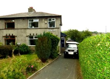 Thumbnail 3 bed cottage for sale in Greave Terrace, Bacup