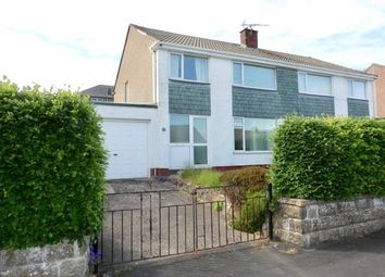 Thumbnail 3 bed semi-detached house for sale in Derwent Ridge, Seaton, Workington