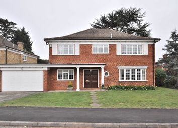 5 bed detached house for sale in Queensgate Gardens, Chislehurst, Kent BR7