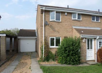 Thumbnail 3 bed semi-detached house to rent in Swindon Close, Giltbrook, Nottingham