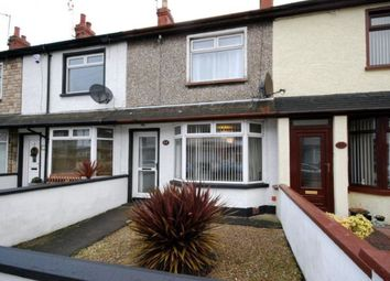 Thumbnail 2 bed terraced house to rent in Shrewsbury Drive, Bangor