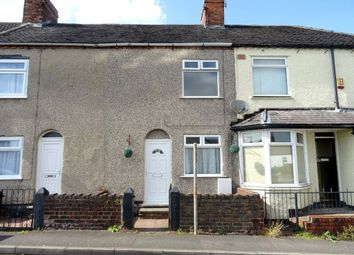 Thumbnail 2 bed terraced house for sale in The Nook, Loscoe, Heanor