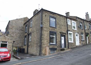 Thumbnail 2 bed end terrace house for sale in Siddal Street, Siddal, Halifax