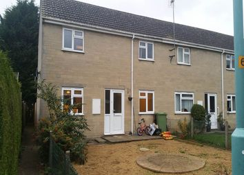 Thumbnail 3 bed end terrace house to rent in Park Close, Fairford, Gloucestershire