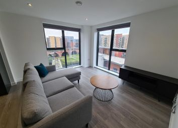 Thumbnail 2 bed flat to rent in Downtown, 9 Woden Street, Salford