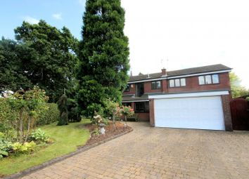 Thumbnail 4 bed property for sale in Hollytree Drive, Lower Peover, Knutsford