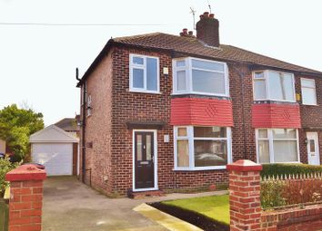 Thumbnail 3 bed semi-detached house for sale in The Garth, Salford