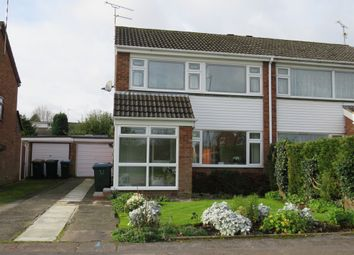 Thumbnail 3 bedroom semi-detached house for sale in Grendon Close, Coventry