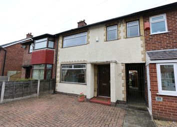 Thumbnail 3 bed terraced house for sale in Statham Avenue, Orford, Warrington, Cheshire