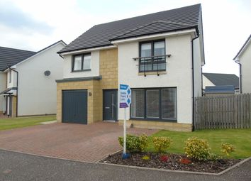 Thumbnail 4 bed detached house for sale in Cypress Road, New Stevenson, Motherwell, North Lanarkshire