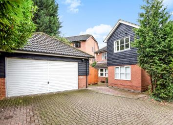 Thumbnail 5 bed detached house for sale in Cherrydale, Watford