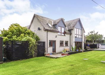 Thumbnail 4 bed detached house for sale in Lintlaw Farm, Duns