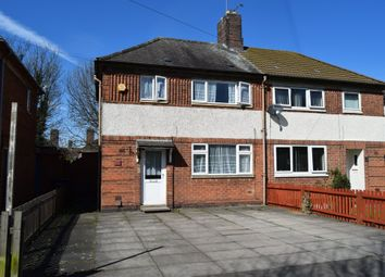 Thumbnail 3 bed semi-detached house to rent in Victoria Road East, Off Gypsy Lane, Leicester