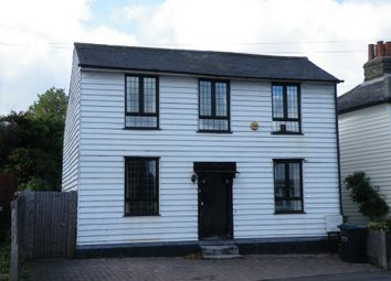 Thumbnail 3 bed cottage for sale in Vale Road, Northfleet