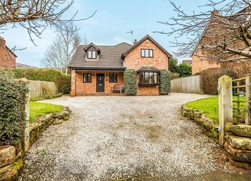 Thumbnail 4 bed detached house for sale in Holywell Lane, Clutton, Chester