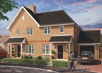 Thumbnail 3 bed detached house for sale in Folly Hill, Farnham, Surrey
