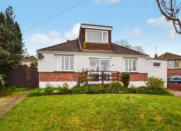 Thumbnail 3 bed detached house for sale in St. Julien Crescent, Weymouth