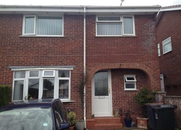 Thumbnail 4 bed semi-detached house to rent in Tiber Drive, Chesterton, Newcastle-Under-Lyme