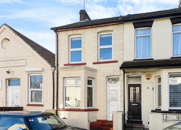 Thumbnail 3 bedroom terraced house for sale in Vicarage Road, Gillingham