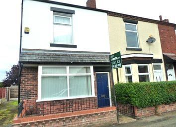 Thumbnail 2 bedroom semi-detached house to rent in Brimelow Street, Bredbury, Stockport