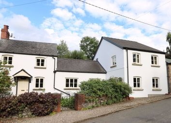 Thumbnail 2 bed cottage for sale in Bettws Newydd, Usk
