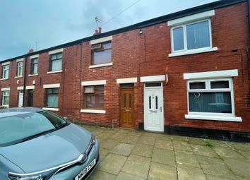 Thumbnail 2 bed terraced house to rent in Denville Road, Preston