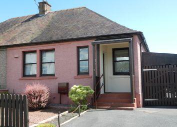Thumbnail 1 bed semi-detached bungalow for sale in Cruden Terrace, Lockerbie