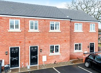Thumbnail 2 bed terraced house for sale in The Bridleway, Racecourse Lane, Bicton Heath, Shrewsbury