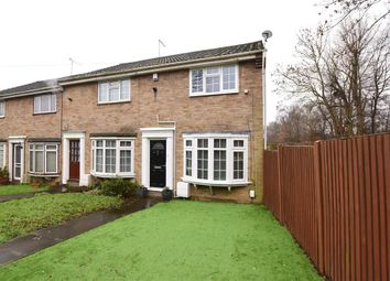 Thumbnail 3 bed end terrace house for sale in Rushdean Road, Strood, Rochester, Kent