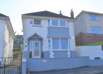 Thumbnail 3 bed detached house for sale in New Road, Cockett, Swansea