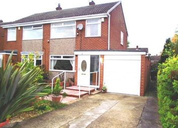 Thumbnail 3 bed semi-detached house for sale in Beeches Rise, Marton-In-Cleveland, Middlesbrough, North Yorkshire