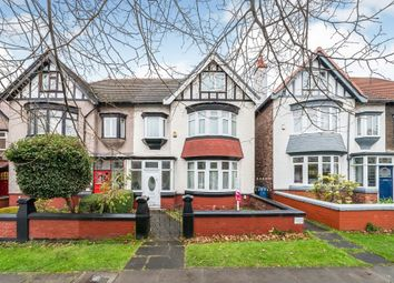 6 bed semi-detached house for sale in Queens Drive, Mossley Hill, Liverpool L18