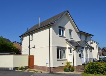Thumbnail 3 bed semi-detached house for sale in Foxglove Close, Launceston