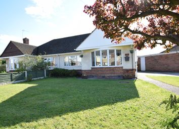 Thumbnail 2 bed semi-detached bungalow for sale in Holmfirth Road, Scunthorpe