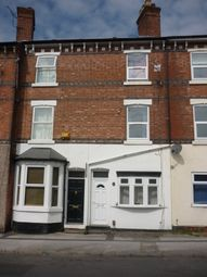 Thumbnail 3 bed terraced house to rent in Loscoe Road, Carrington, Nottingham