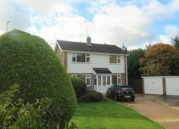 Thumbnail 4 bed detached house for sale in Austin Drive, Banbury