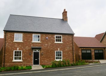 Thumbnail 4 bed detached house for sale in Plot 23, Hill Place, Brington, Huntingdon