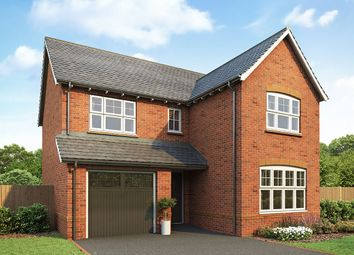"Thumbnail 4 bed detached house for sale in ""Walton"" at Hatfield Road, Witham"