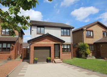 Thumbnail 4 bed detached house for sale in Keswick Drive, Hamilton