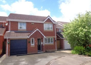 Thumbnail 4 bed detached house to rent in Seven Acres, Abbeymead, Gloucester