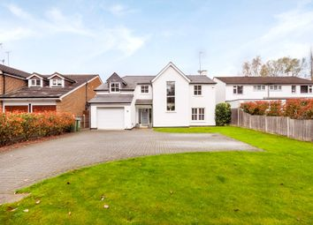 Thumbnail 4 bed detached house for sale in Stevens Lane, Claygate, Esher