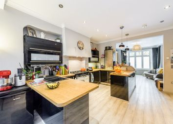 Thumbnail 6 bed terraced house for sale in Crowborough Road, Furzedown, Tooting, London