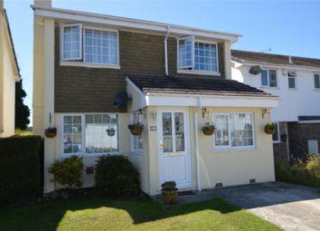 Thumbnail 3 bed detached house for sale in Bospolvan Road, Higher Bospolvans, St. Columb, Cornwall