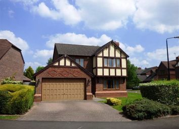 Thumbnail 4 bed detached house to rent in Fletcher Drive, Bowdon, Cheshire