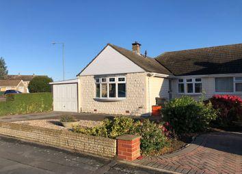 Thumbnail 3 bed semi-detached bungalow for sale in Dart Avenue, Swindon