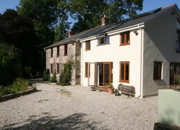 Thumbnail 4 bed property to rent in Penhallow, Truro