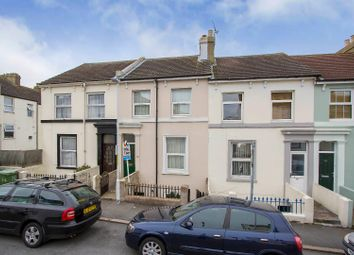 Thumbnail 3 bedroom terraced house for sale in Harvey Street, Folkestone