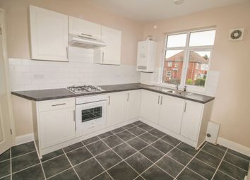 Thumbnail 2 bed flat to rent in Langholm Road, Gosforth, Newcastle Upon Tyne
