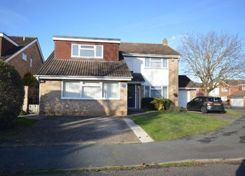 Thumbnail 4 bed detached house to rent in Grangewood, Wexham, Slough